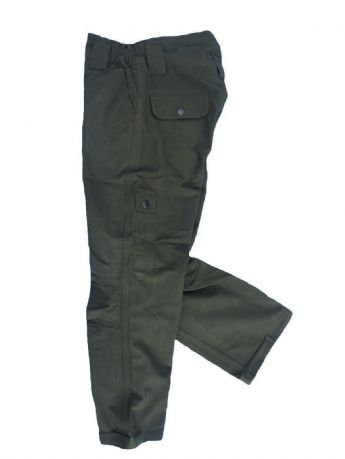 Age 6 Deerhunter Oscar Waterproof Trousers Childrens Shooting Pants Green New